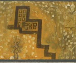 1923, privatsammlung, and paul klee image