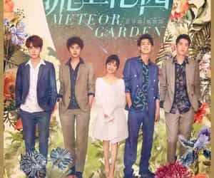 chinese, meteor garden, and dylan wang image