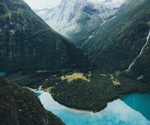 beautiful, green, and paisaje image