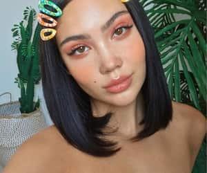 hair, makeup, and hair cut image