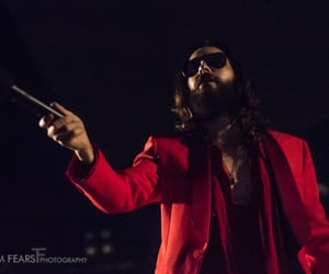 30 seconds to mars, jared leto, and usa image