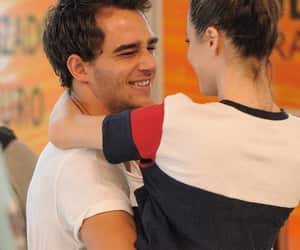 couple, love, and tini stoessel image