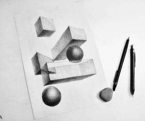 drawing, fine art, and still life image