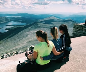 colors, girls, and norway image