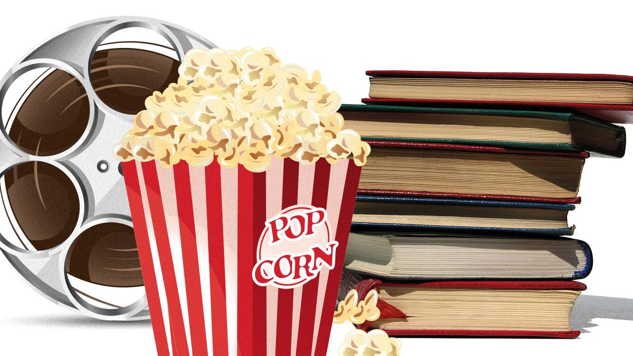 βιβλία που θα γίνουν ταινίες
