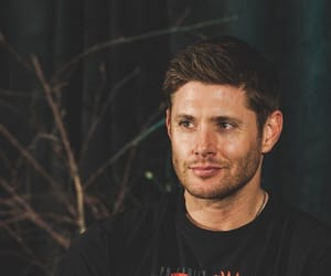 Jensen Ackles, spn family, and supernatural image