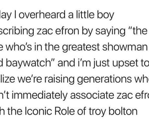 boy, role, and zac efron image