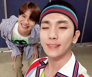 SHINee, key, and Taemin image