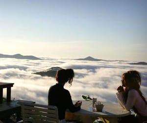 sea of clouds, unkai terrace, and yufutsu image