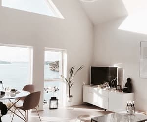 decor, living, and ocean image