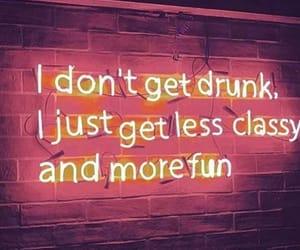 alcohol, fun, and sad image