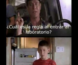 lab, malcolm in the middle, and biotecnologia image