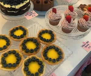 cake, pastries, and japan image