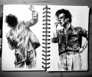 art, drawings, and Harry Styles image