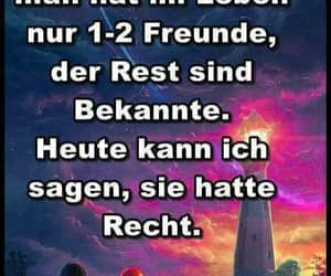 deutsch, sprüche, and spruch image