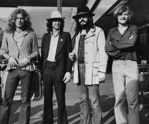 led zeppelin, rock n roll, and led image
