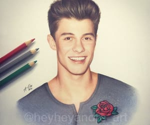 art and shawnmendes image