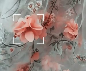 aesthetic, flowers, and headers image