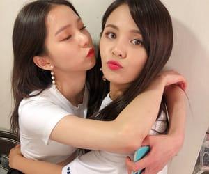 clc, yujin, and sorn image