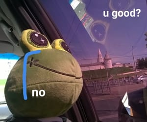 frog, kermit, and memes image