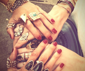 bff, friendship, and hands image