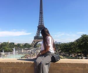 Brun, girls, and paris image
