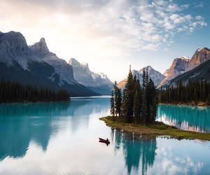 canada, travel, and landscape image