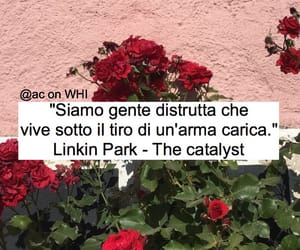 frasi, linkin park, and citazioni image