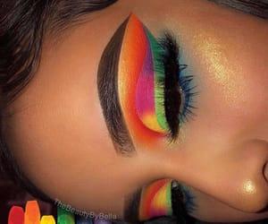 makeup, pride, and love wins image