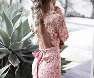 beuty, fashion, and long hair image
