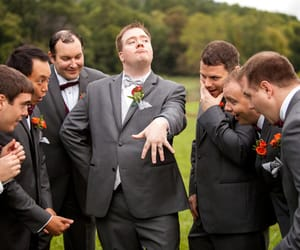 funny and wedding image
