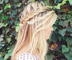 fashion, moda, and hair image