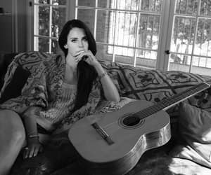 lana del rey, aesthetic, and b&w image