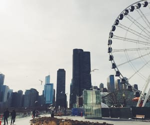 chicago, cool, and photography image