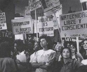 aborto, feminismo, and aborto legal image