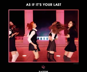 gif, black pink, and as if it's your last image