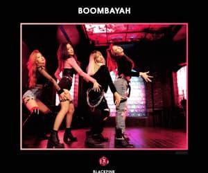 gif, black pink, and boombayah image