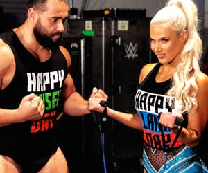 lana, wwe, and cj perry image