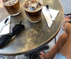 coffee, fashion, and clothes image
