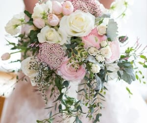 bouquet, flowers, and beautiful image