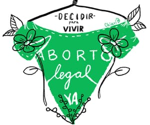 sororidad and aborto legal image