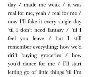 breakup, poem, and poetry image