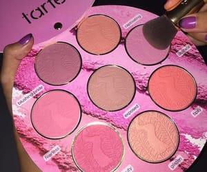 makeup and blush image