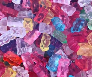 wallpaper, candy, and colors image