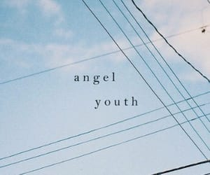 aesthetic, angel, and band image