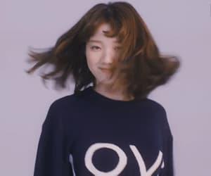 gif, kdrama, and koreangirl image