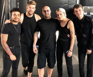 justin nace, alex babinski, and pvris image