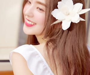 beauty, clothes, and flower image
