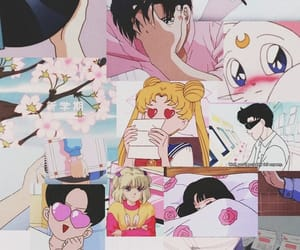 anime, sailor moon, and lockscreen image