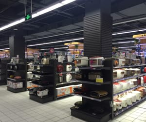 cake showcase, commercial freezer shelve, and refrigerated display case image